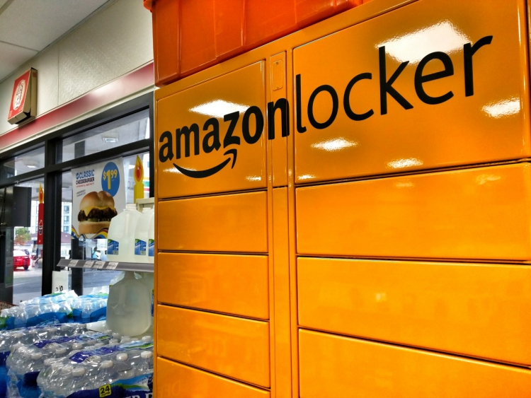 ¿Sabes lo que es un Amazon Locker?