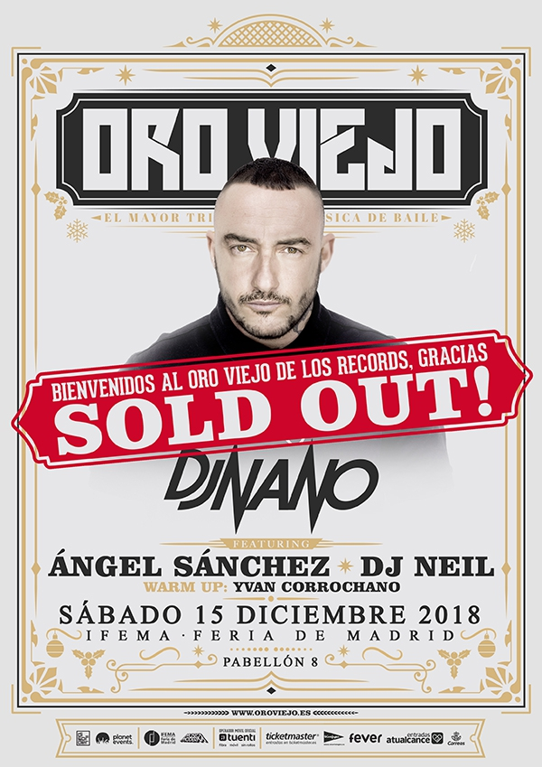 ¡SOLD OUT!