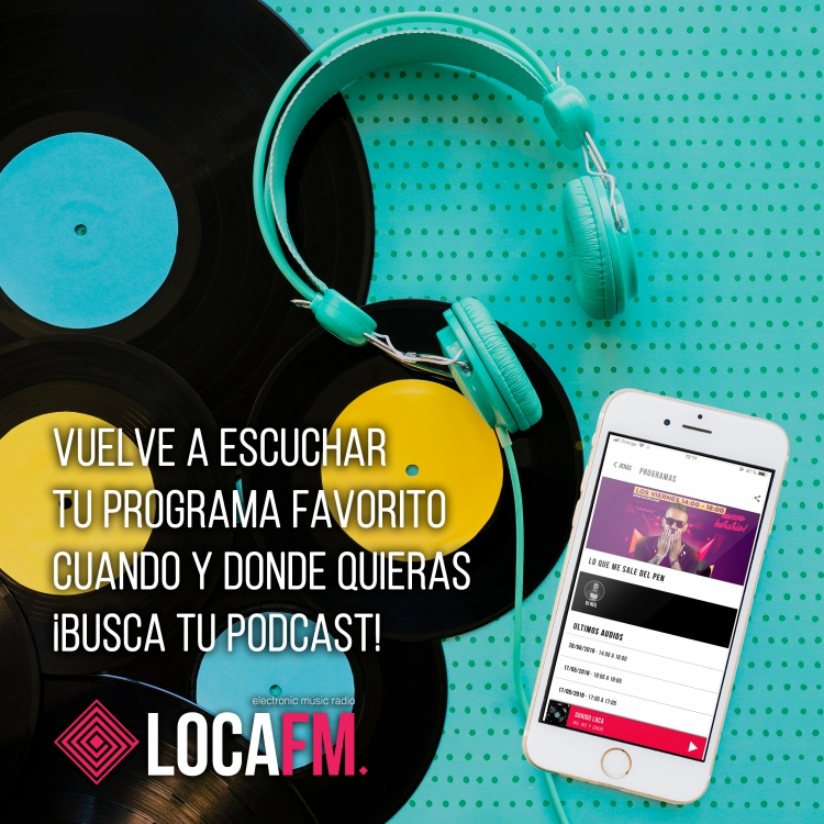 ¡Busca tu podcast!